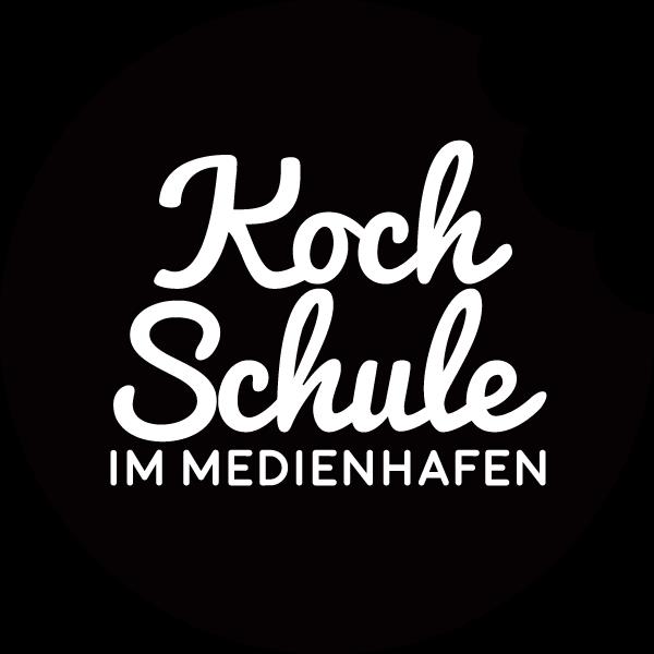 Kochschule logo  Kochschule im Medienhafen Düsseldorf